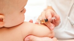 חיסון תינוקות (אילוסטרציה)