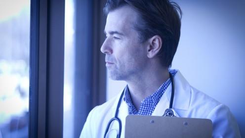 דיכאון וחרדה בקרב רופאים (צילום: אילוסטרציה)