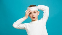 (head injury (shutterstock