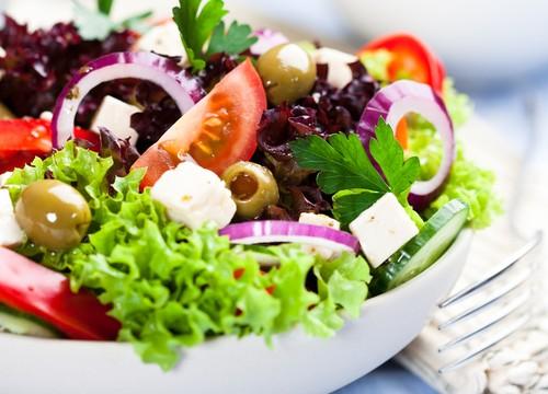 דיאטה ים תיכונית (אילוסטרציה)