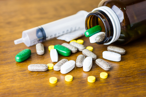אנטיביוטיקה (אילוסטרציה)